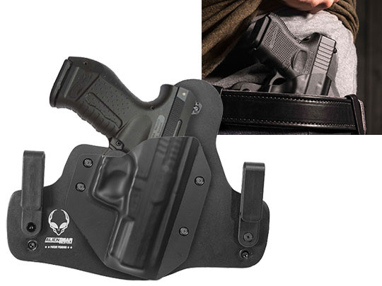 Leather Hybrid Walther P99 Gen 2 (SW99) Holster