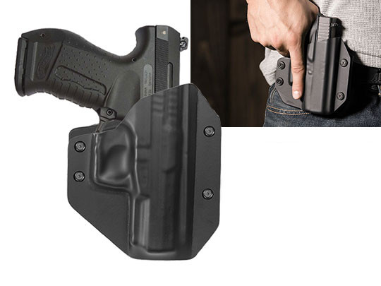 walther p99 gen 2 paddle holster alien gear holsters