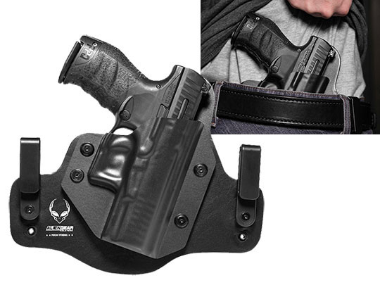 Walther PPQ IWB Hybrid Holster