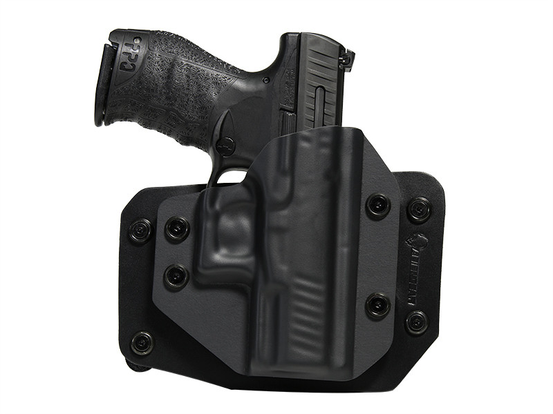 Walther CCP Cloak Slide OWB Holster (Outside the Waistband)