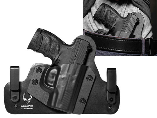 Walther PPS M2 IWB Hybrid Holster