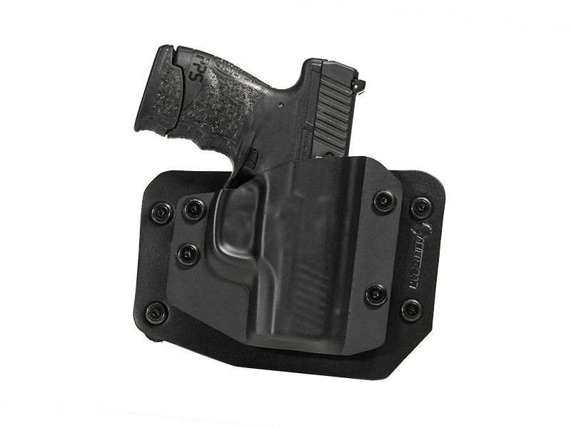 Walther PPS M2 Cloak Slide OWB Holster (Outside the Waistband)