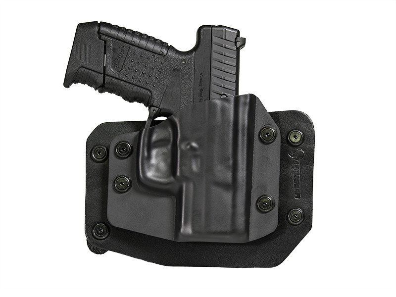 Walther PPS Outside the Waistband Holster