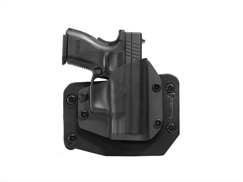Springfield XD Subcompact 3 inch barrel Cloak Slide OWB Holster (Outside the Waistband)