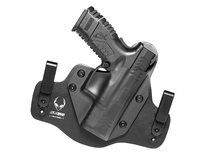 Springfield XDM 3.8 Compact Cloak Tuck IWB Holster (Inside the Waistband)
