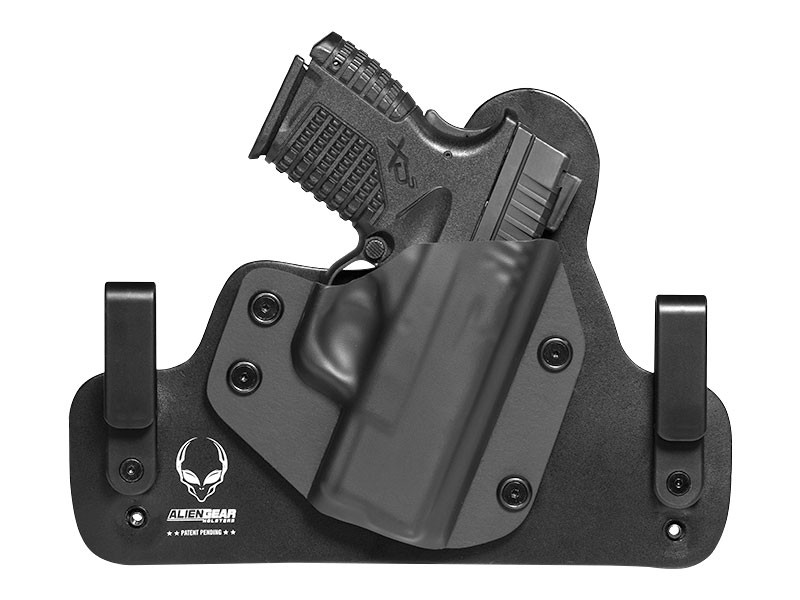 Leather Hybrid Springfield XDs 3.3 Holster
