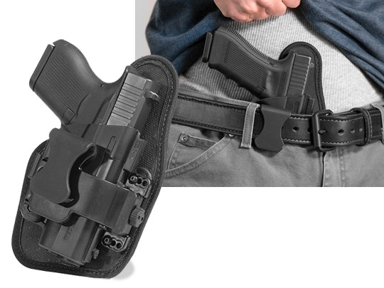 appendix carry holster for the glock 26