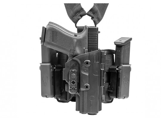 Glock 17 Drop Leg Holster