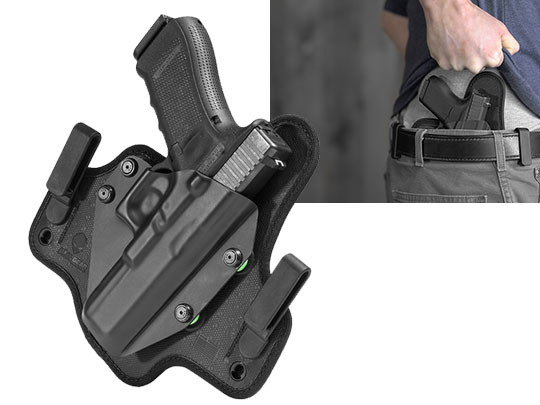 concealment holster for glock 17 iwb carry