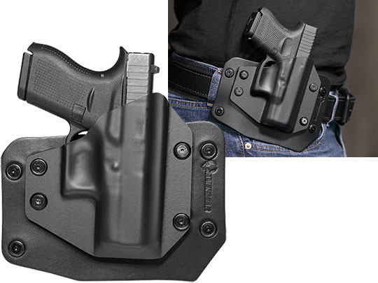Good Glock 42 OWB Holster