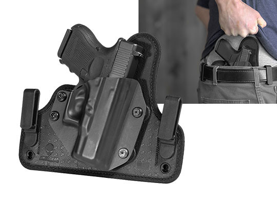concealment holster for glock 43 iwb carry