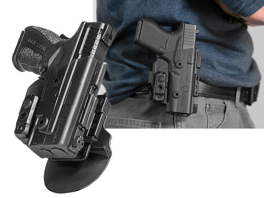 springfield xd mod 2 shapeshift paddle holster