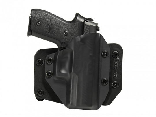 Sig P229 Outside the Waistband Holster