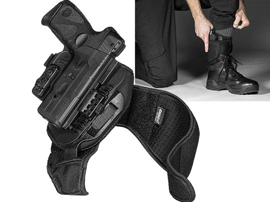 Taurus PT140 G2 ShapeShift Ankle Holster