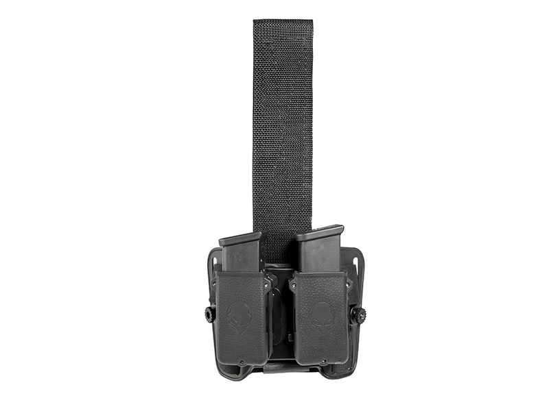 drop leg magazine carrier