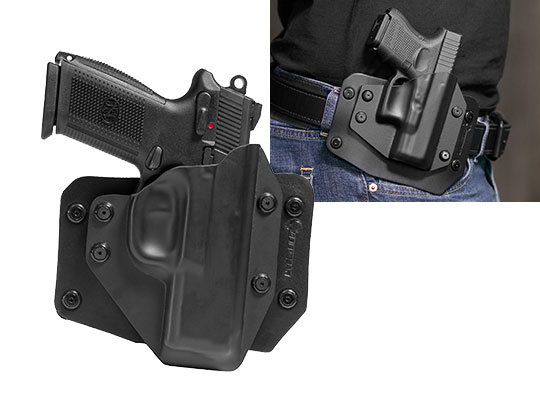OWB Concealment holster for FNH FNX 9