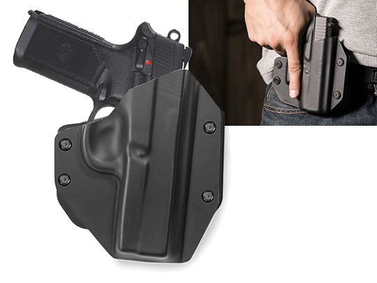 Paddle Holster for FNH FNX 45