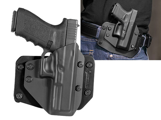 Glock 20SF Outside the Waistband Holster