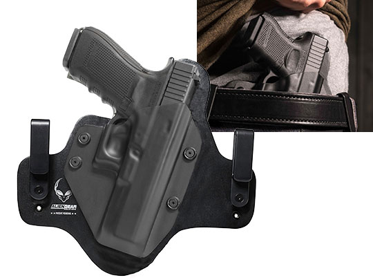 Glock - 21SF Cloak Tuck IWB Holster (Inside the Waistband)