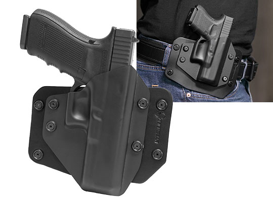 Glock 21SF Outside the Waistband Holster