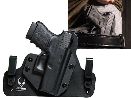 Hybrid Leather Glock 36 Holster