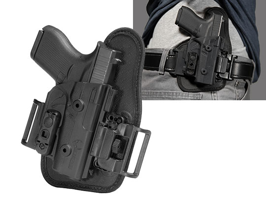 Glock - 42 ShapeShift OWB Slide Holster