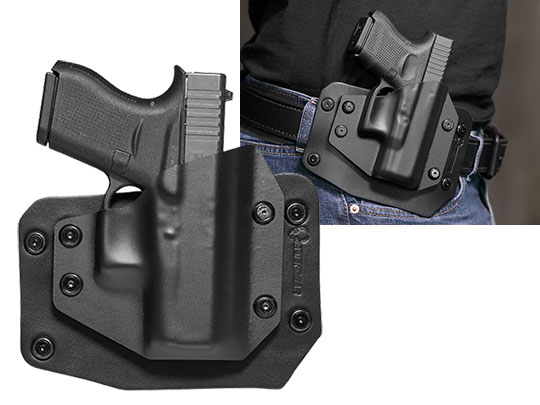 Good Glock 43 OWB Holster