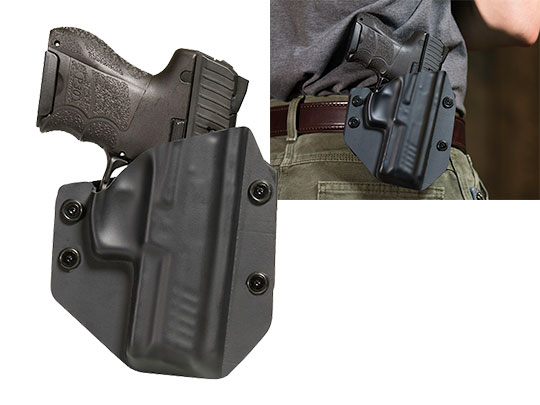 OWB Paddle Holster Carry For the HK P30SK