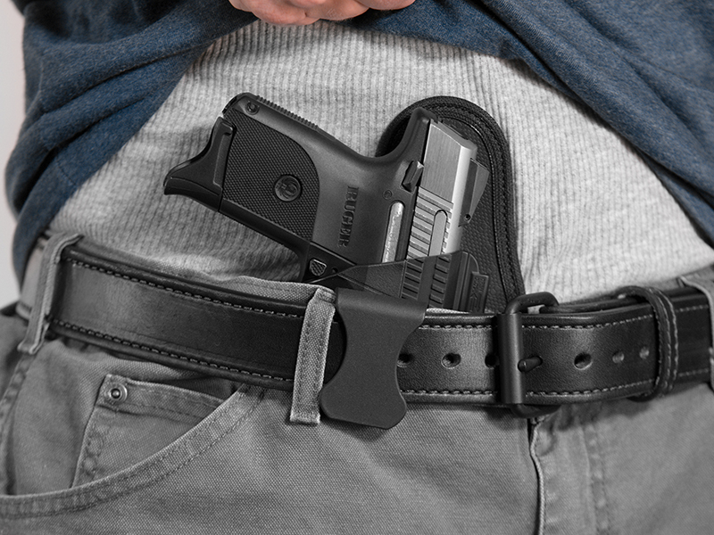 Ruger SR9c Holster - Concealed Carry Holsters | Alien Gear Holsters
