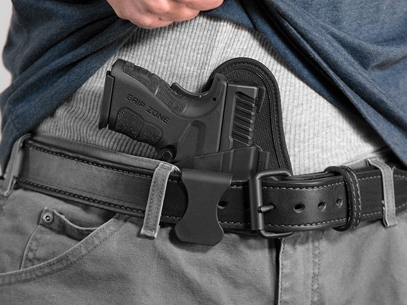 wearing the xd mod 2 appendix carry holster