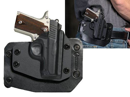 Good Kimber Micro OWB Holster