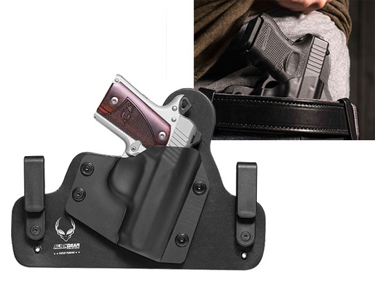 Kimber Micro 9 Holster | Alien Gear Holsters