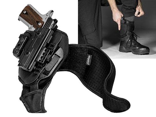 Kimber Micro 9 ShapeShift Ankle Holster