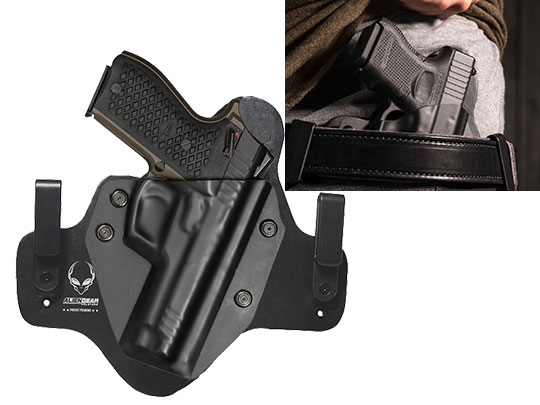 Leather Hybrid Lionheart Industries LH9N Holster