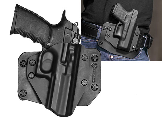 Magnum Research Baby Desert Eagle III Outside the Waistband Holster
