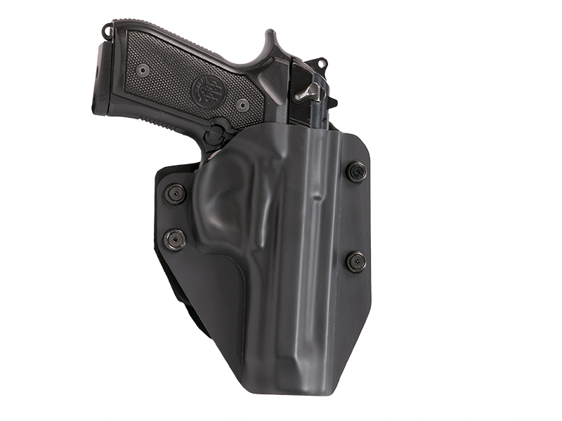 Beretta 92 Full Size (Also fits M9) OWB Paddle Holster