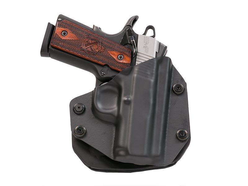 Colt 1911 Defender 3 inch OWB Paddle Holster