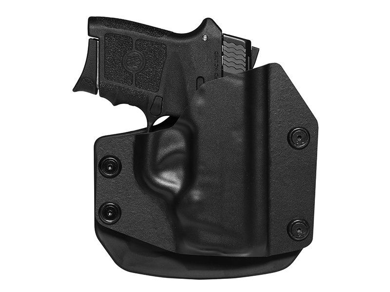 Paddle Holster for S&W Bodyguard .380 Auto