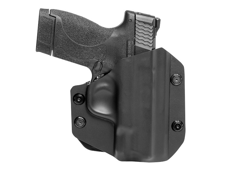 Paddle Holster for S&W M&P Shield 45 Caliber