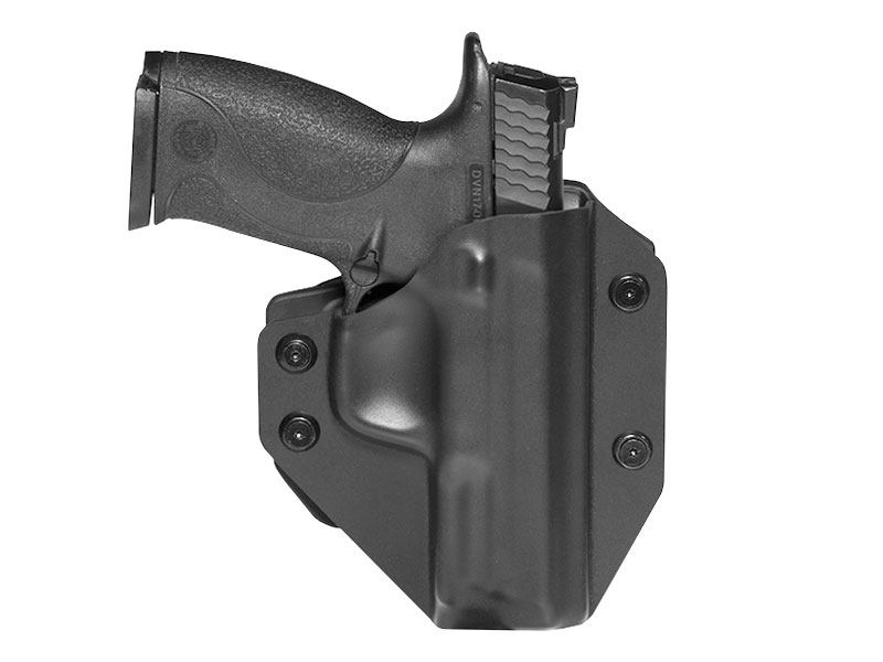 Paddle Holster for S&W M&P40 4.25 inch barrel