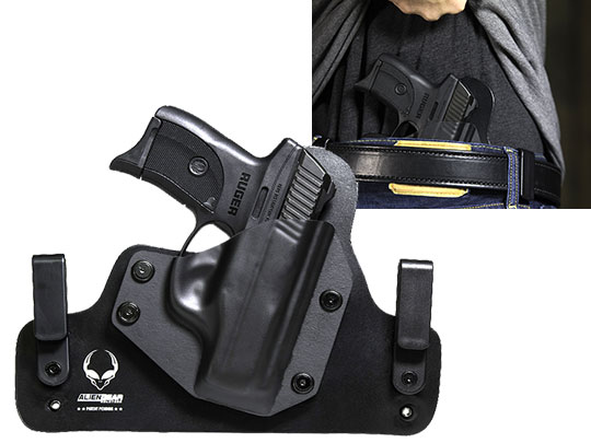 Ruger LC9 Hybrid Inside the Waistband Holster for Easy Concealment