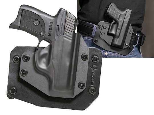 Ruger LC9s Pro Outside the Waistband Holster