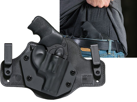 Inside the Waistband Concealment holster for the Ruger LCR 38