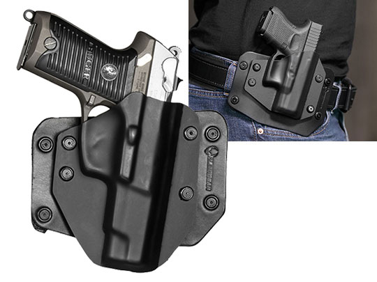 Outside the Waistband Holster for Ruger P89