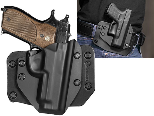 S&W 39 Outside the Waistband Holster