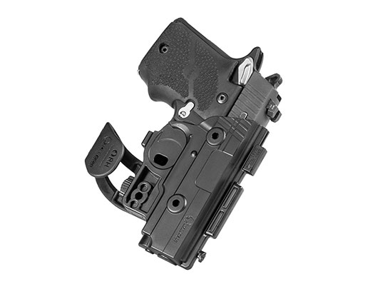 s w m p shield performance center pocket holster