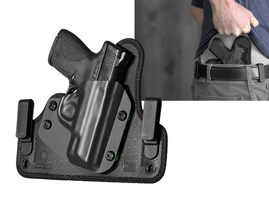 concealment holster for sw mp shield 9mm iwb carry