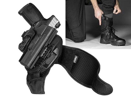 SD40 VE ShapeShift Ankle Holster