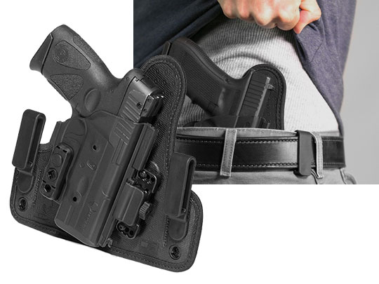 shapeshift inside the waistband holster for taurus pt111 g2