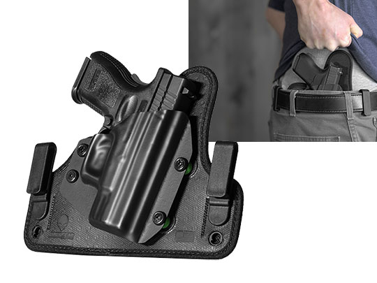 concealment holster for springfield xd subcompact 3 inch barrel iwb carry